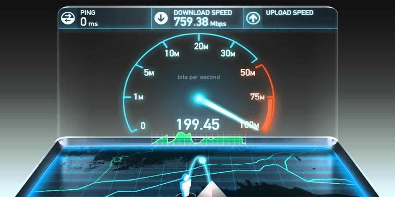 Как узнать скорость интернета Byfly