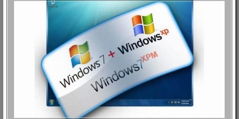 Как установить две ОС Windows на одном компьютере
