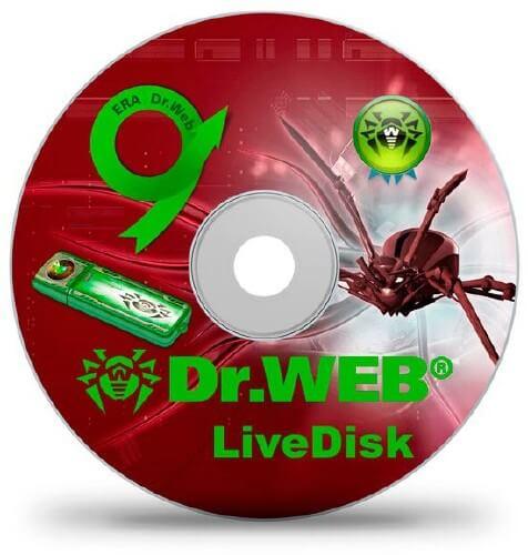 Disk Dr.Web LiveDisk