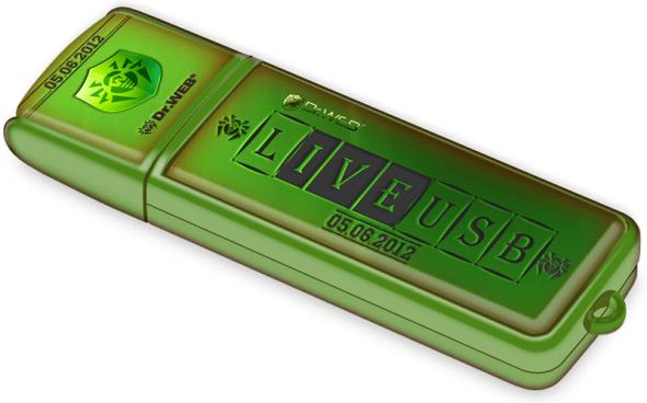 USB Dr.Web LiveDisk