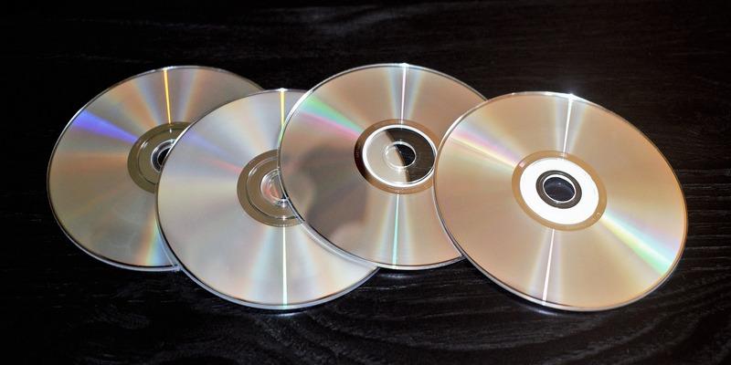 Устройство оптических дисков