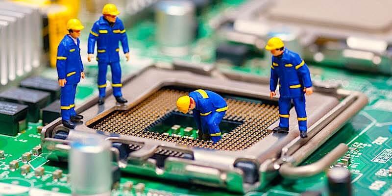 Как заменить процессор в ПК самостоятельно