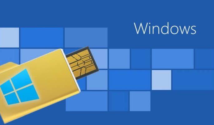Способы создания загрузочной флешки с Windows 10