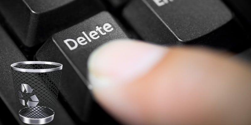 Проблемы удаления файлов или каталогов